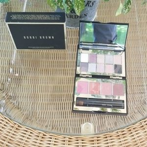 BOBBIE BROWN twilight pink lip and eye palette